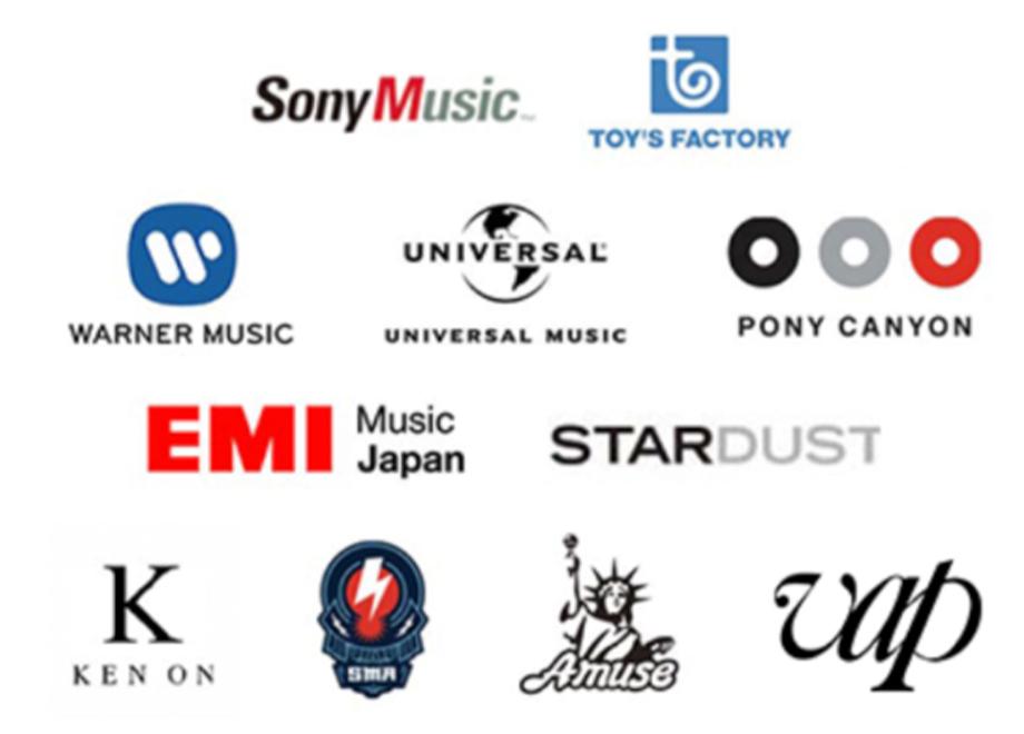 レコード会社