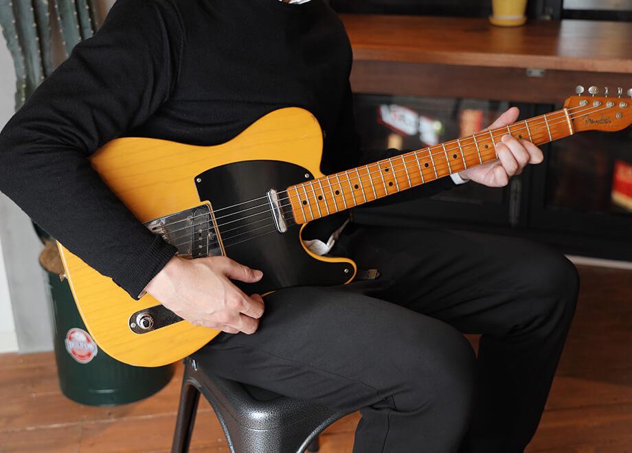 エレキギターコース